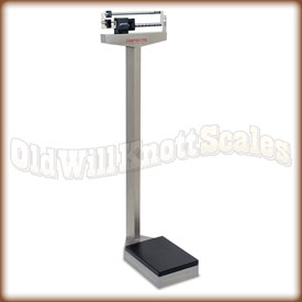 Detecto - 437S - Stainless Steel Eye Level Beam Scale