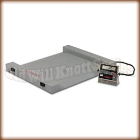 Detecto - RW-1000 - Portable floor scale