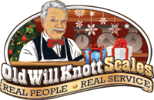 Old Will Knott Scales - Real People, Real Service