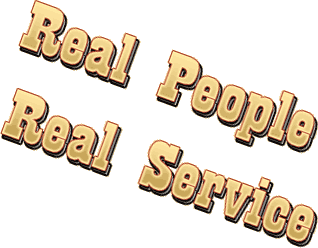 Real People. Real Service