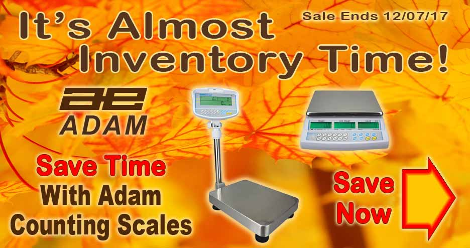 Adam Equipment Counting Scale Sale
