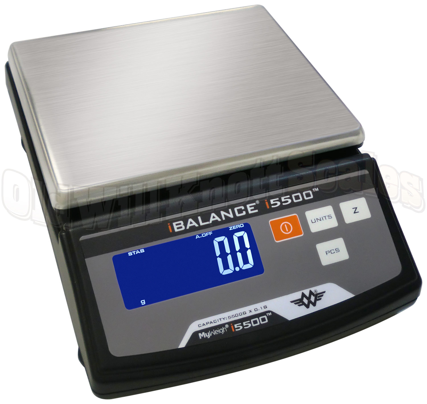 My Weigh Ibalance I5500 Precision Balance