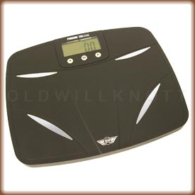My Weigh - Phoenix Talking Scale - Black