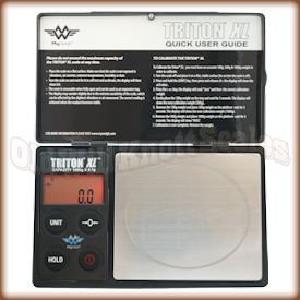 The My Weigh Triton XL digital kitchen scale