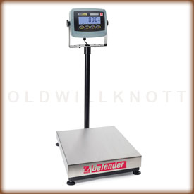 Ohaus - Defender 3000 D31P60BL - Bench Scale