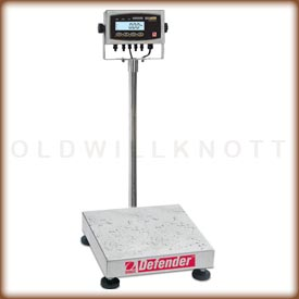 Ohaus - Defender 7000X Xtreme D71XW250WX4 - Bench Scale