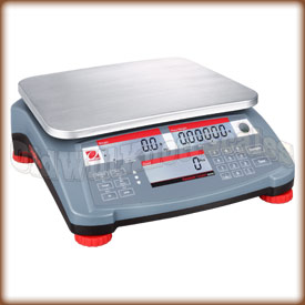 Ohaus - Ranger Count 3000 RC31P6 - Compact Counting Bench Scale