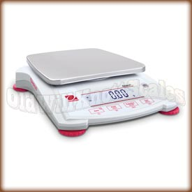 Ohaus - SPX2202 Scout - Centigram Balance with Square Platform