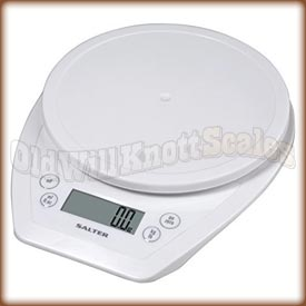 Salter - Baker's Dream 1020 - White Digital Kitchen Scale