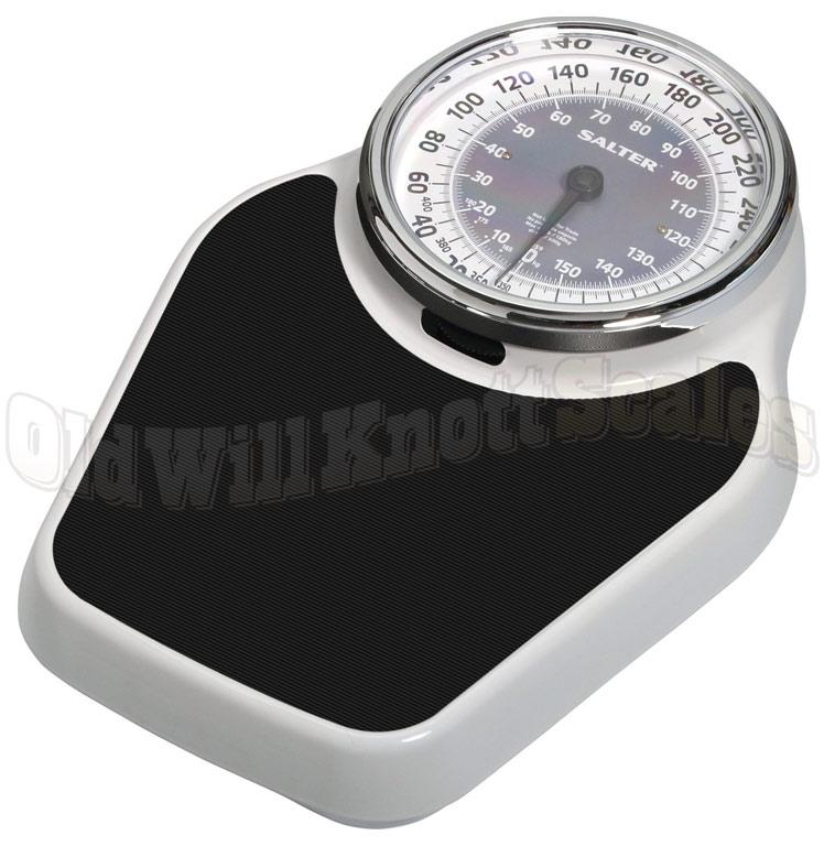 Salter 916whsvlkr Mechanical Bathroom Scale With 400 Capacity