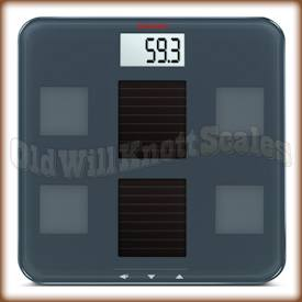 The SOEHNLE 63342 solar powered body fat scale.