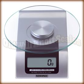 The SOEHNLE Model 65105 digital kitchen scale.