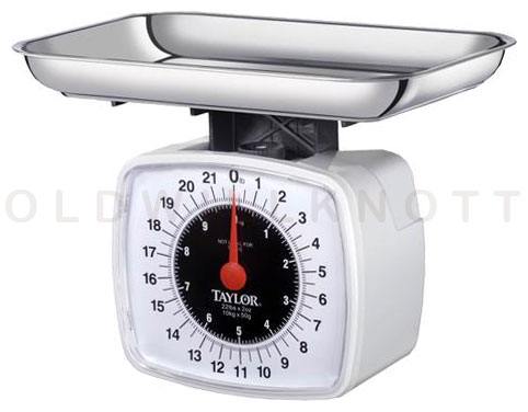 The Taylor 3880 Mechanical Food Scale