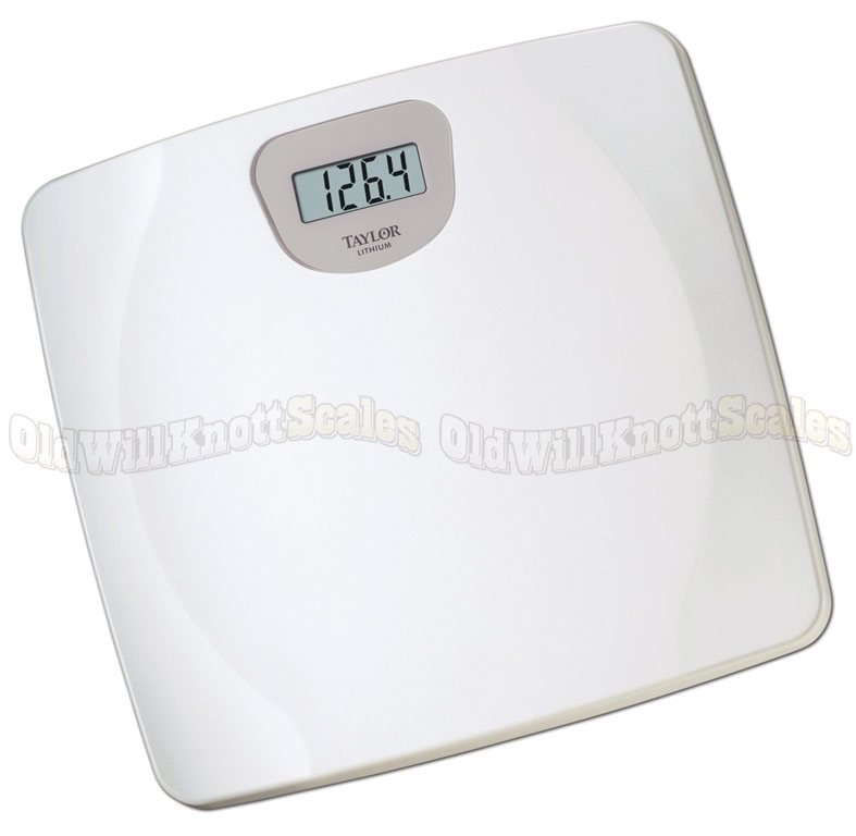 the taylor 7023w digital bathroom scale - Taylor Bathroom Scales
