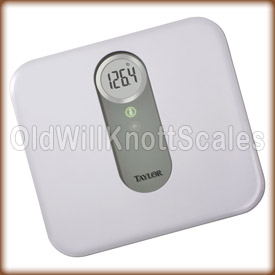 The Taylor mother child bathroom scale.