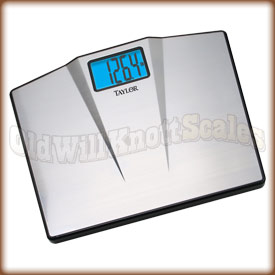 The Taylor 7410 digital bathroom scale