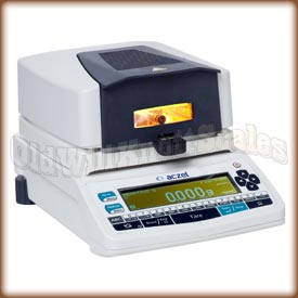 Aczet MB 50 aczet,moisture balance, moisture determination, sludge scale, measure dryness, moisture analyzer, mb50, mb-50,citizen mb50x,
