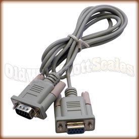 Adam Equipment - 3014011014 - 9-pin F / 9-pin M RS232 Cable