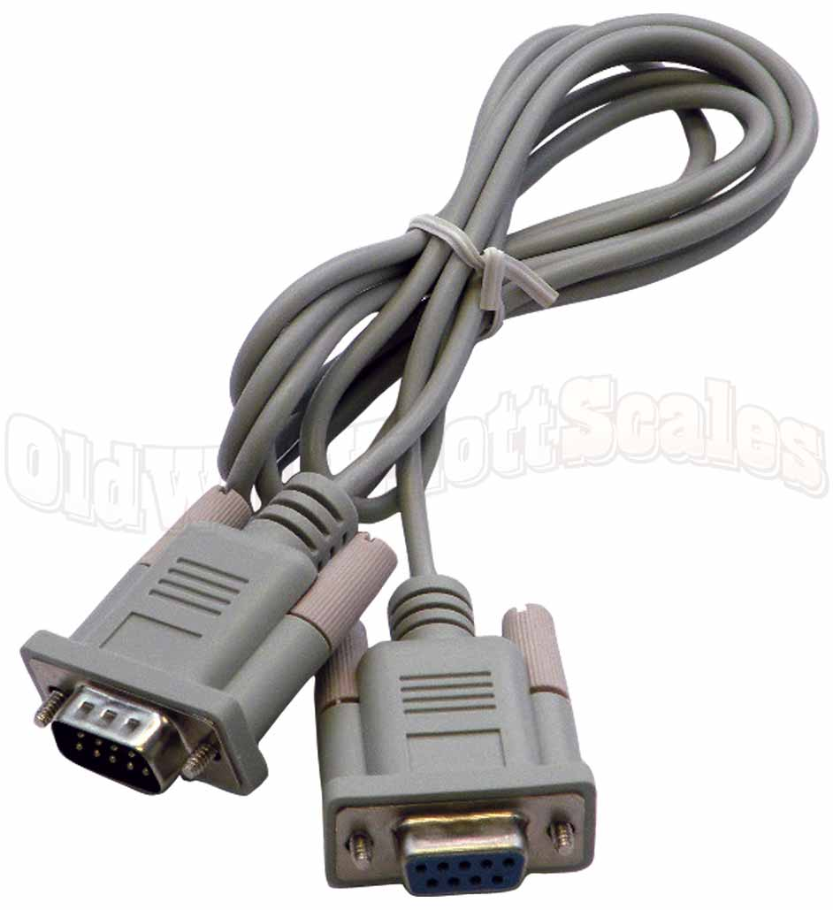 Adam Equipment - 3074010266 - RS232 Cable