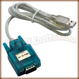 Adam Equipment - 3074010507 - RS232 to USB Cable