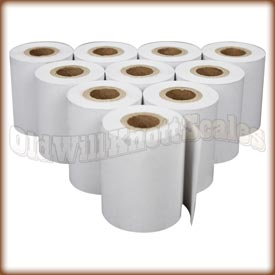 Adam Equipment - 3126014660 - Ten Rolls of Printer Paper