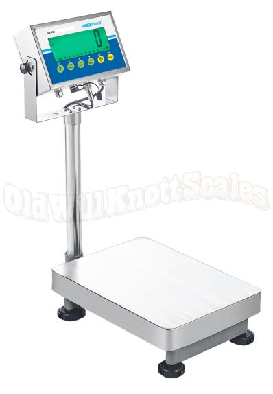 Adam Equipment - AGB 175a - Stainless Steel Platform with Pole Mounted Indicator