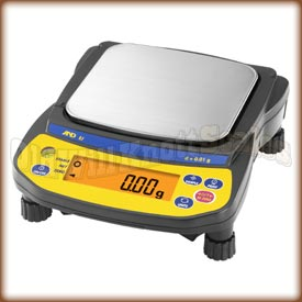 A&D EJ-1202 newton,ej1202,ej-1202,portable scale,jewelry scale,counting scale,and weighing
