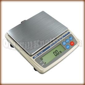 A&D EK-1200i - Class II NTEP Certified everest,ek-1200i,a&d scales,precision balance,ntep,legal for trade,jewelry