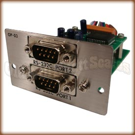 A&D FC-03i Second & Third RS-232C Interfaces