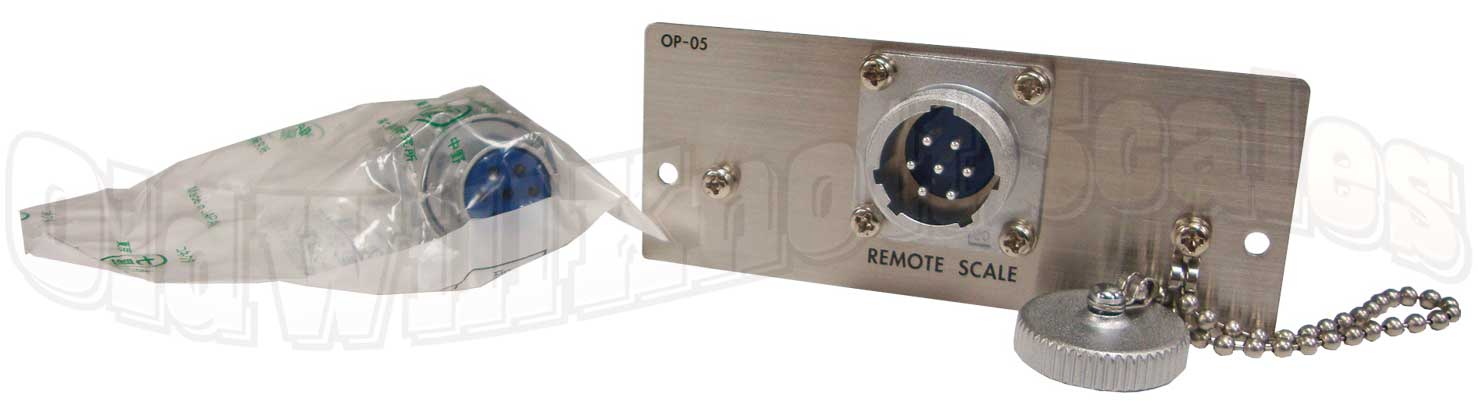 A&D FC-05i Remote Scale Connection