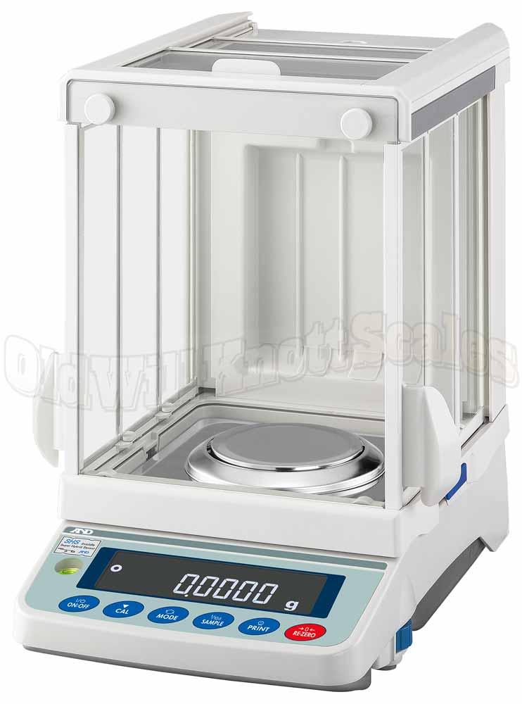 A&D - GF-324A Apollo Series Analytical Balance