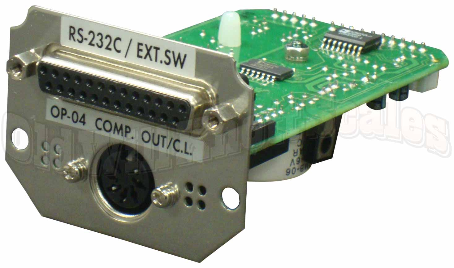 A&D GP-04 RS-232C, Current Loop and Comparator Output