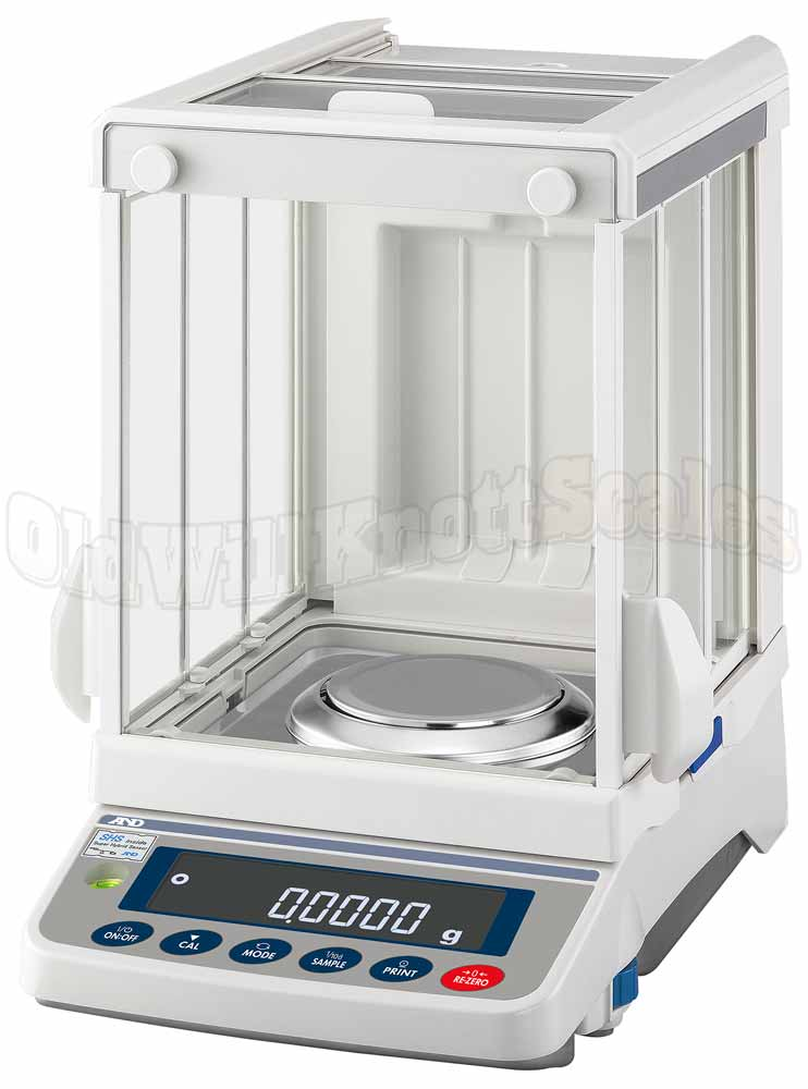 A&D - GX-224A Apollo Series Analytical Balance