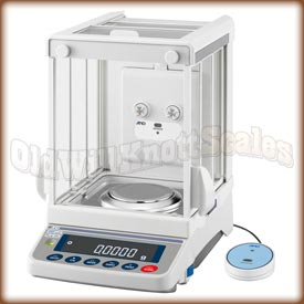 A&D - GX-124AE Apollo Series Analytical Balance with Ionizer and External Sensor
