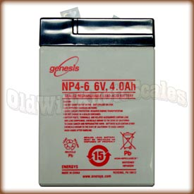 A&D HC-06i Rechargeable Battery