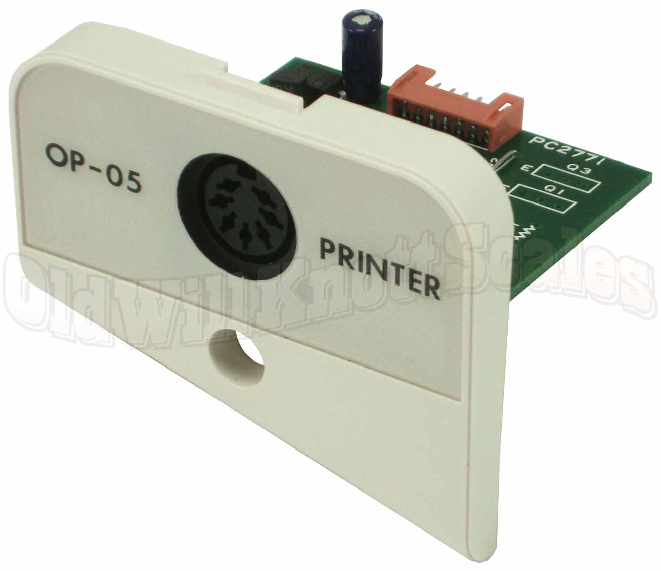 A&D HD-05 Current Loop Printer Interface