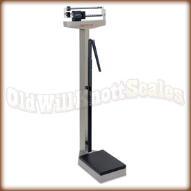 Detecto 2391S - Kilograms Only - Height Rod Included