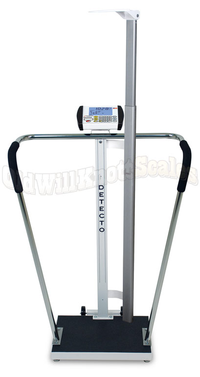 Detecto 6854DHR - Height Rod Included