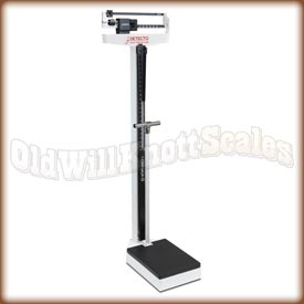 Detecto 449 - Pounds Only - Handpost and Height Rod Included