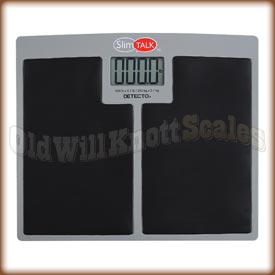 Detecto SlimTALK XL Talking Bariatric Scale slimtalkxl 550,slim talk xl,portable medical scale,detecto,visiting nurse scale, talking scale.talking bathroom scale,bariatic scale, obesity scale