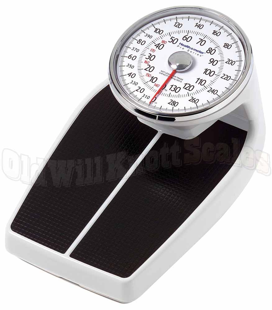 Health o meter 160kls mechanical bathroom scale for Big w bathroom scales