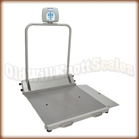 Health o meter 2600KL 2600kl,professional scale,wheelchair,wheel,chair,scale,bariatric,health o meter,healthometer,hom
