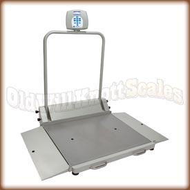 Health o meter 2610KL 2610kl,professional scale,wheelchair,wheel,chair,scale,bariatric,health o meter,healthometer,hom