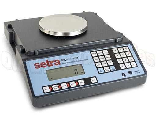 Intelligent Weighing Technology Setra Super Count SC-5.5