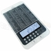 Mackie Scientific - NutraTrack Mini Nutritional Scale - Mackie Scientific - NutraTrack Mini Nutritional Scale