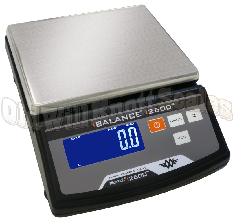 My Weigh iBalance 2600 (i2600)