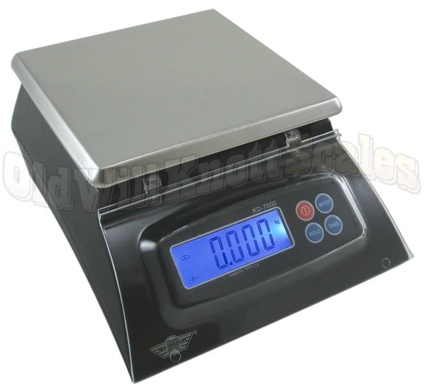 The My Weigh Kd 7000 Multi Purpose Digital Scale Black