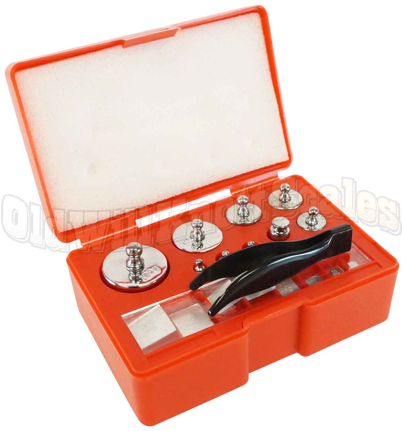 17 Piece - Class M2 - Calibration Weight Set