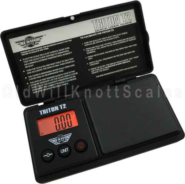 My Weigh Triton T2 200
