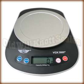 My Weigh Vox 3000